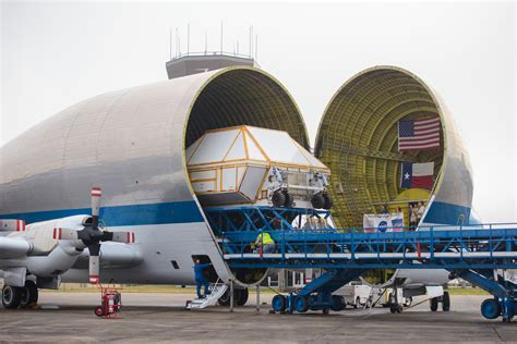 NASA's Super Guppy: Irreplaceable Aircraft | Aviation Blog