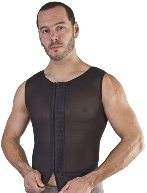 male compression vest clearpoint medical