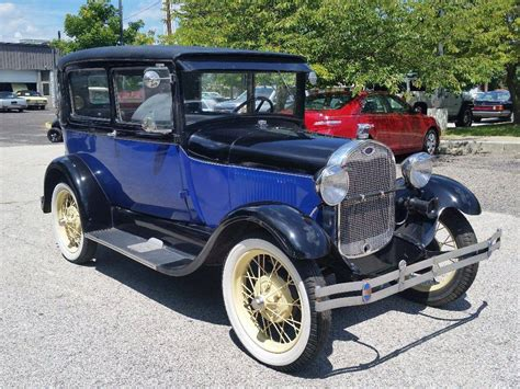 Model A Ford For Sale by 1929 Ford Model A For Sale 1921503 Hemmings Motor News