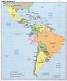 Latin Americas Map - Free Porn Star Teen