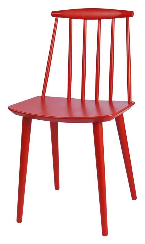 hay chaise chaise j77 chair bois corail hay