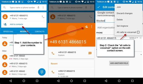 block calls android how to block annoying calls on android 5 natively ghacks