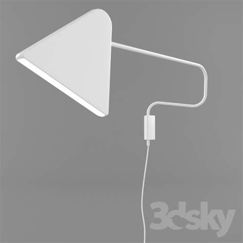 Ikea Stehle Led by 3d Models Wall Light Ikea Ps 2012 Led Wall L