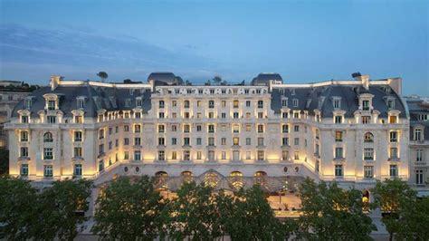 renaissance   modern day palace  peninsula paris opens  august