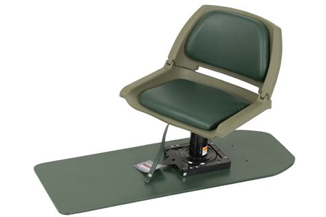 Diy Boat Seat Swivel by Green Swivel Seat Kit For 285fpb Seaeagle