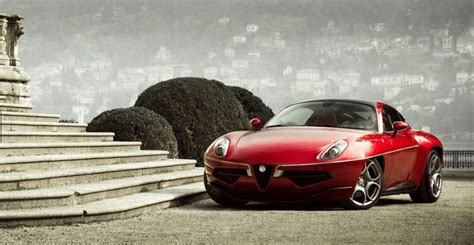 The Exclusive Alfa Romeo Disco Volante • Italia Living