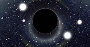 New Kind of Black Hole Glimpsed in the Early Universe
