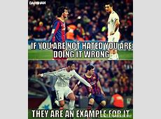 Messi and CR7 Troll Football