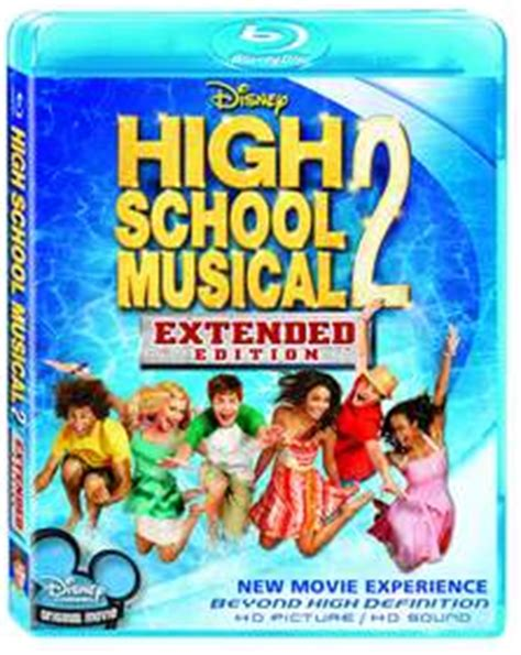 high school musical  extended edition