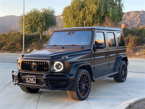 Search by price, mileage, trim level, options, and more. 2019 Used Mercedes-Benz AMG G 63 4MATIC SUV at CNC Motors Inc. Serving Upland, CA, IID 19699807