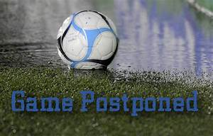 Soccer Canceled Today - April 4 - Knoxville Christian School