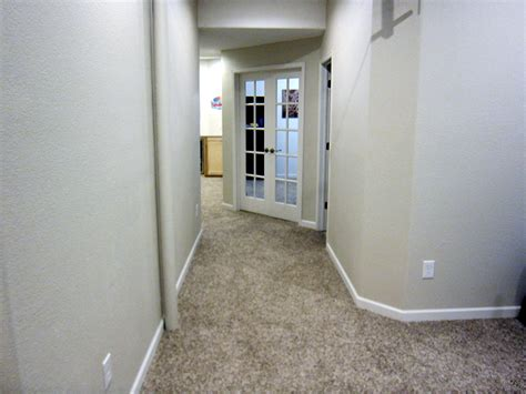 before and after pictures finishing a basement bedroom