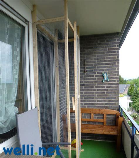 balkontuer sicherung wellensittich portal wellinet