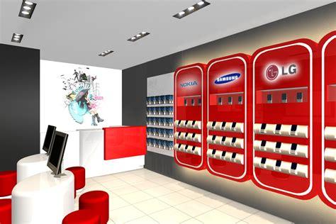 cell phone shop shop by gilbert yang at coroflot