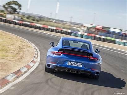 Porsche Gts Carrera Sapphire Coupe Rear