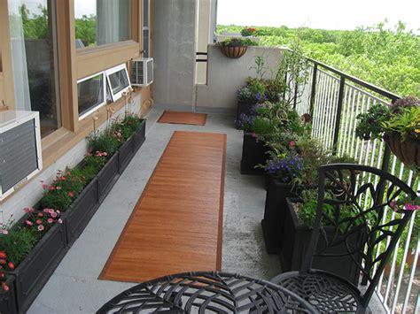 Smart Ideas For Apartment Balcony Garden
