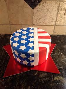 Patriotic Birthday Cake Ideas