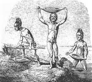Christopher Columbus Taino People