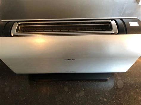 siemens toaster porsche design porsche design siemens toaster toaster 1 steel stainless catawiki