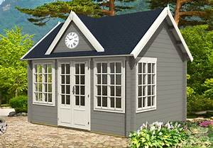 Gartenhaus Metall Testsieger : gartenhaus modell clockhouse 70 royal iso ~ Orissabook.com Haus und Dekorationen