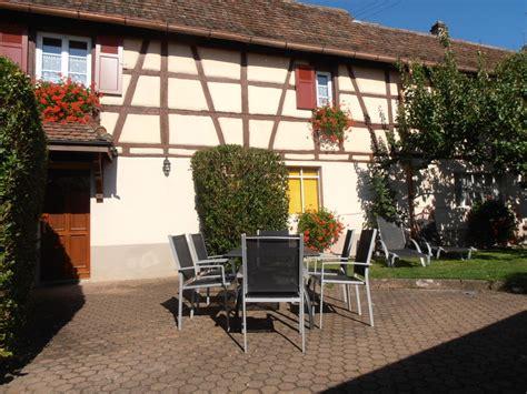 Ferienwohnung Das Elsässische Fachwerkhaus, Jebsheim