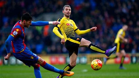 Live match preview - C Palace vs Watford 24.04.2016