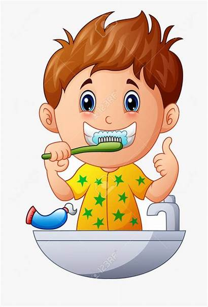Teeth Brush Clipart Boy Aztec Clipartkey