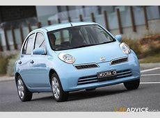 2008 Nissan Micra review photos CarAdvice