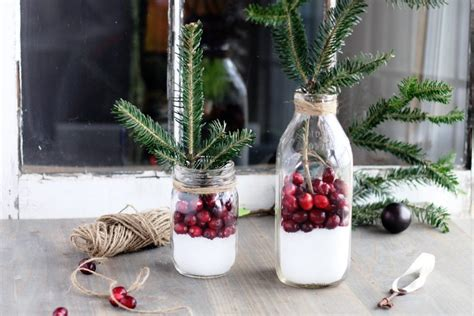 cranberry rustic christmas decor   minutes