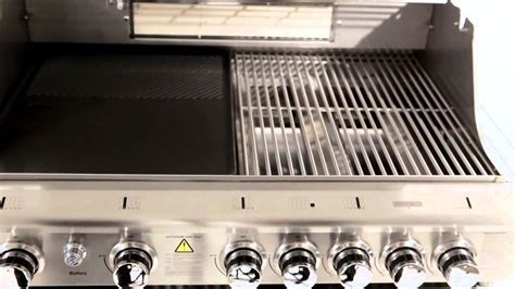 Barbeques Galore   Cucina Professional 5 Burner   YouTube