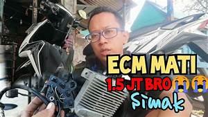 Ecu Ecm Vario 125 Mati Error Analisa Kerusakan Part  1