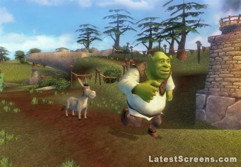 Fotos De Shrek The Third Para Pc, Shrek The Third Fotos