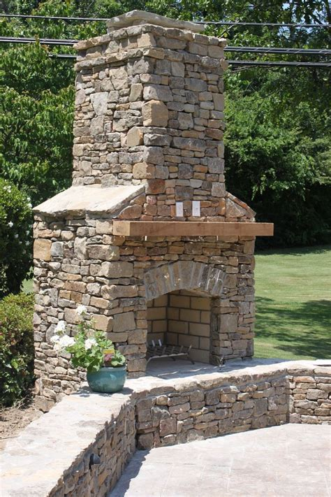 outdoor fireplace pictures images  pinterest