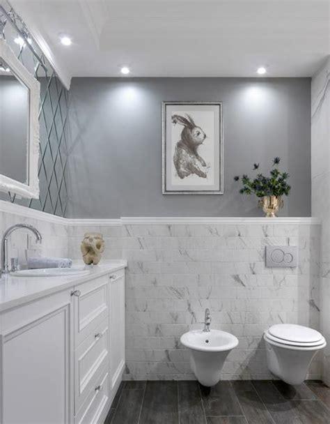 neutral colors  vibrant accents small bathroom