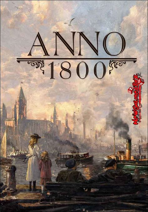 Anno 1800 Crack CPY Setup on PC