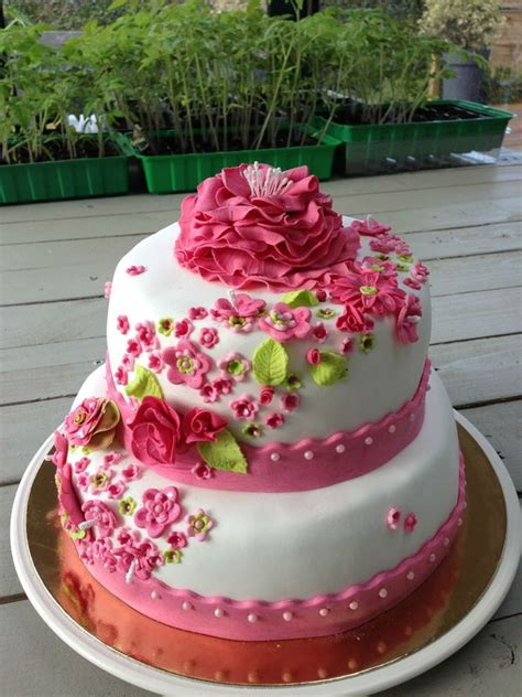 recette wedding cake fait maison wedding cake anniversaire trop fastoche