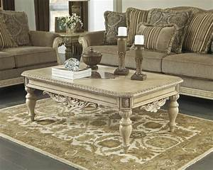 T707 4 ashley furniture ortanique sofa table charlotte for Ortanique furniture
