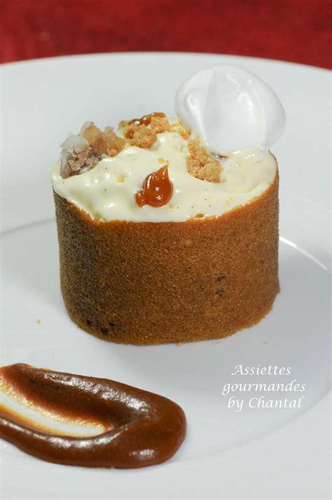 dessert poire caramel et mousse de riz au lait julien noray