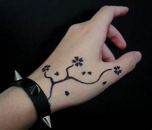 Small Tattoo Ideas for Men & Women - Inked Hand Tattoos ...