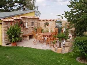 Steinmauer Garten Bilder : wohnideen interior design einrichtungsideen bilder gartengestaltung pinterest ~ Bigdaddyawards.com Haus und Dekorationen