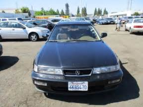 1993 Acura Vigor Gs Used 2 5l I5 10v Automatic Sedan No