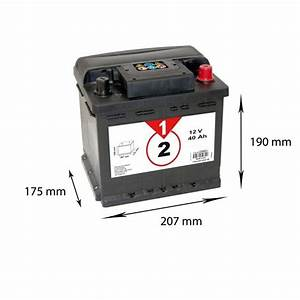 Batterie Voiture Prix : batterie 1er prix confiance bvp2 40 ah 340 a ~ Medecine-chirurgie-esthetiques.com Avis de Voitures