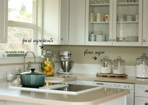 Kitchen Glass Canisters by Glass Canisters For Kitchen Kitchenidease