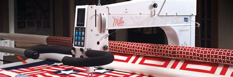 Millennium Longarm Quilting Machine
