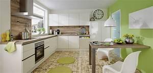 Ikea Arbeitsplatte Weiß : lux 816 magnolia hochglanz moderne k chen line n ~ Michelbontemps.com Haus und Dekorationen