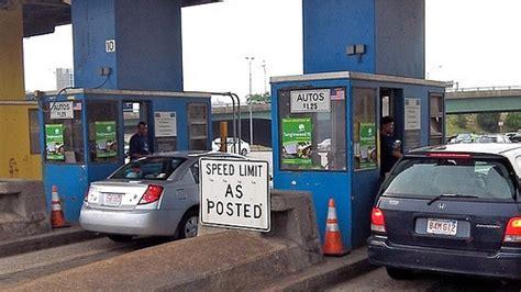 Boston I-90 Toll Booth, Allston-Brighton, June 22, 2012 ...