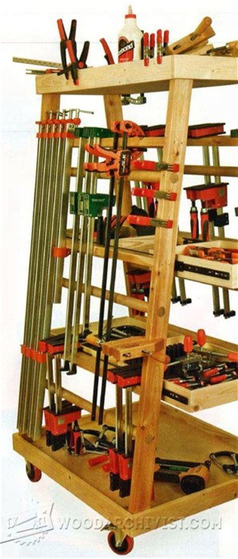clamp rack woodarchivist