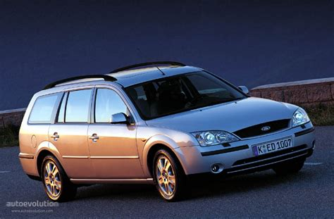 Ford Mondeo Wagon Specs  2000, 2001, 2002, 2003