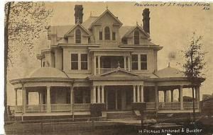 Florala History » Hughes Mansion
