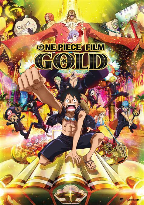 piece film gold  dvd